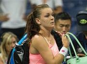 US Open. Радваньска уступила Конюх в 1/8 финала