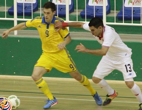 Накануне ЧМ-2016. Украина и Коста-Рика сыграли вничью