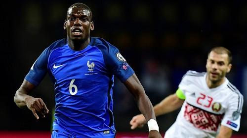 Беларусь — Франция - 0:0. Видеообзор матча