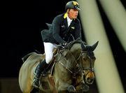 Сборная Украины по конкуру осталась без лошадей