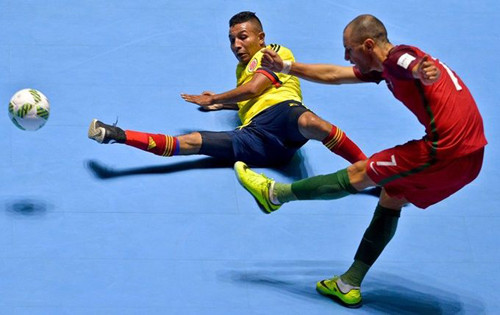 ЧМ-2016: Португалия в игре с Колумбией спасается на последней секунде!