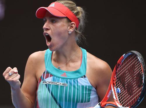 Анжелик Кербер победила на US Open
