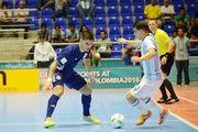 ЧМ-2016: Аргентина побеждает Казахстан, использовав ошибку Игиты
