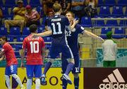 ЧМ-2016: Вассура в игре с Испанией забивал в чужие, но в свои больше