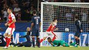 ПСЖ — Арсенал - 1:1. Видеообзор матча