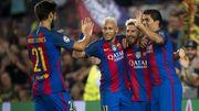 Барселона — Селтик - 7:0. Видеообзор матча