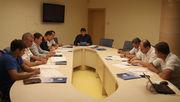 В АФУ обсудили контуры и формат футзального чемпионата среди аматоров