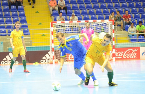 ЧМ-2016: Украина дожимает Австралию и выходит в плей-офф со 2-го места