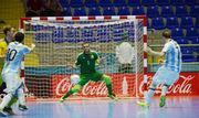 ЧМ-2016: Украина покидает чемпионат, проиграв Аргентине в овертайме