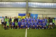 Друзья и болельщики Динамо провели матч-памяти Андрея Гусина