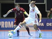 ЧМ-2016: Россия выходит в полуфинал, не дав Испании никаких шансов