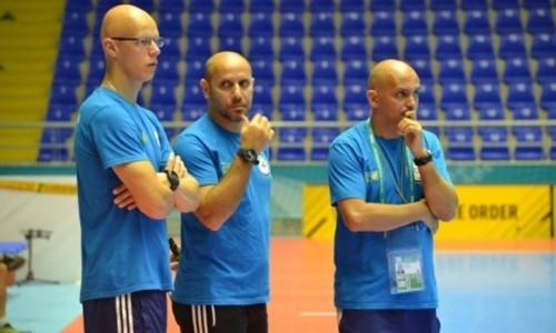 Бразильский тренер сборной Казахстана Какау покидает команду