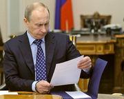 Владимир ПУТИН: «С допингом надо бороться»