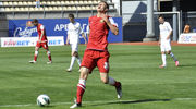 Полузащитник Металлурга Юсов получил серьезную травму