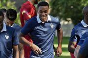 Форвард МанЮнайтед получил травму в матче за сборную Франции
