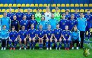 Женская сборная Украины определилась с составом