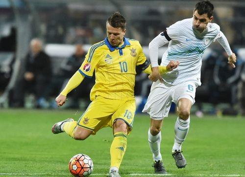 Евгений КОНОПЛЯНКА: Сборная Украины не слабее, чем Севилья