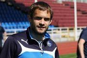 Максим ДРАЧЕНКО: «Лучше было бы сыграть на Банникова»