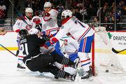 НХЛ. Монреаль обыграл Айлендерс. Матчи пятницы