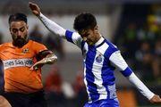 Перед игрой с Динамо Порту выиграл в Кубке Португалии