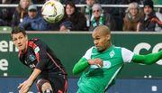Вердер терпит очередное поражение, Бавария сильнее Герты