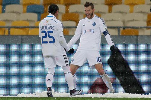 После Порту Динамо добывает трудную победу над Черноморцем