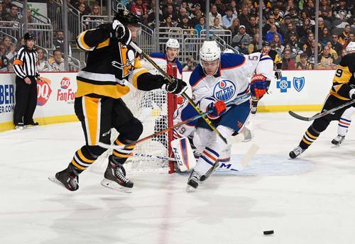 НХЛ. Эдмонтон наконец-то победил в Питтсбурге. Матчи субботы
