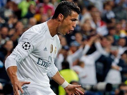 Роналду стал лучшим бомбардиром Реала