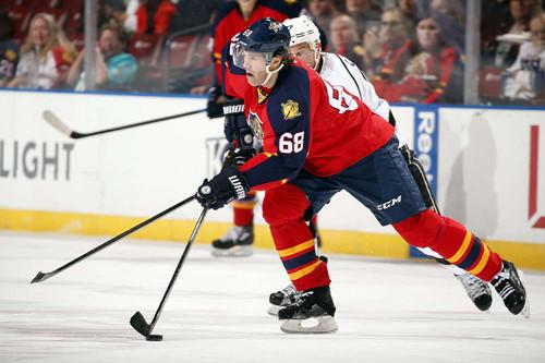 Статистика первой четверти сезона НХЛ