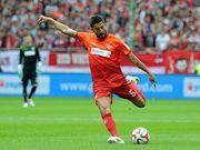 Немецкого футболиста сослали в женский футбол