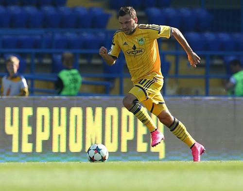 Ничья Металлиста и Черноморца закрыла год в Премьер-лиге