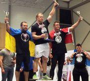 Украинец Рекша – вице-чемпион турнира World Strongest Man