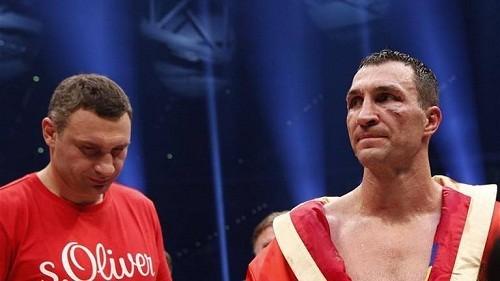 Владимир Кличко опустился на третье место рейтинга IBF