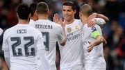 Реал Мадрид - Мальме. 8:0. Видеообзор матча