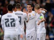 Реал повторил рекорд, разгромив Мальме