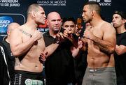Реванш Фабрисио Вердум — Кейн Веласкес состоится на UFC 196
