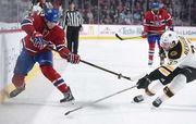 НХЛ. Бостон обыграл Монреаль накануне Классики. Матчи среды