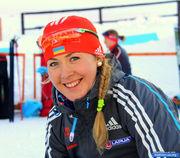 Хохфильцен 2015. Юлия Джима - седьмая в спринтерской гонке