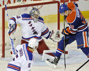 НХЛ. Эдмонтон обыграл Рейнджерс. Матчи пятницы