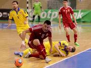 Видеофутзал: обзор матча Украина – Венгрия