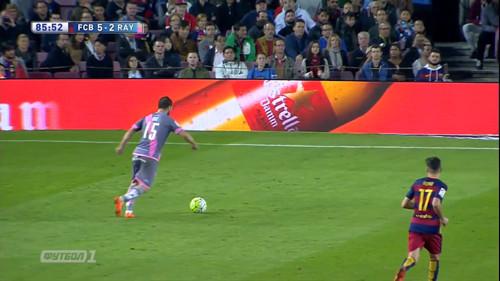Барселона — Райо Вальекано. 5:2. Видеообзор матча