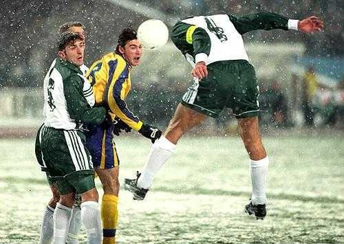 Вспомнить Словению. Как Украина играла в отборе на Евро-2000