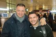 Адриано Фолья возвращается в Италию