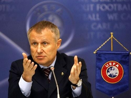 Г. СУРКИС: «Не можем сейчас лишиться 4-5-ти клубов УПЛ»
