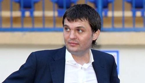 Евгений Красников начнет работу в Днепре