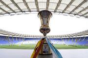 Кубок Италии: сетка 1/4 и 1/2 финала