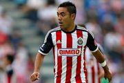 Айнтрахт подписал полузащитника сборной Мексики