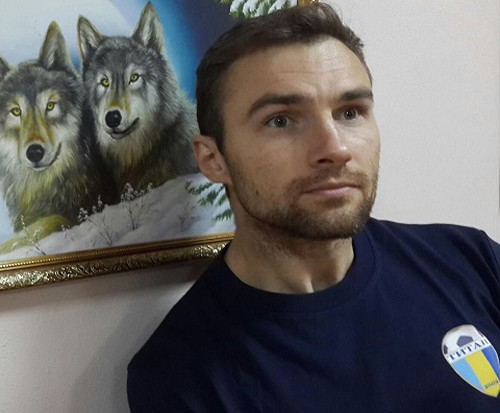 Дмитрий КАМЕКО: «Хочу ребятам привить игру первым номером»