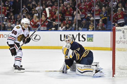 НХЛ. Очередной рекорд Кейна. Матчи субботы
