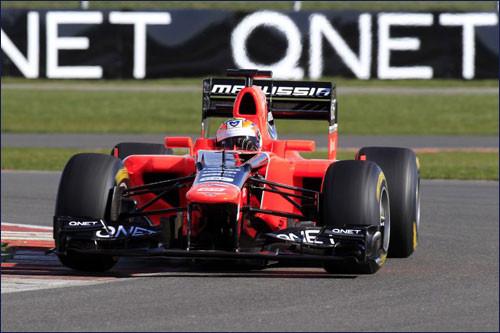 Четыре машины Marussia будут проданы на аукционе